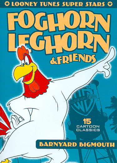 LOONEY TUNES SUPER STARS:FOGHORN LEGH BY LOONEY TUNES (DVD)